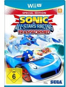 SONIC All-Stars Racing Transformed (Limited Edition)