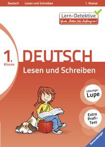 Lern-Detektive: Lesen und Schreiben (Deutsch 1. Klasse)