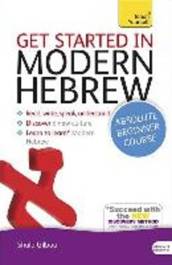 Get Started in Modern Hebrew Book/CD Pack: Teach Yourself
