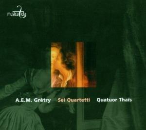 Sei quartetti,op.3