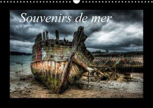 Souvenirs de mer (Calendrier mural 2015 DIN A3 horizontal)