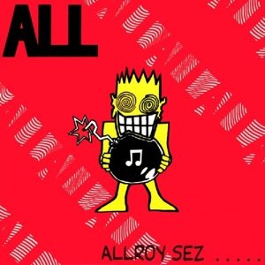 Allroy Sez