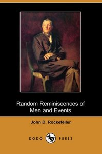 Random Reminiscences of Men and Events (Dodo Press)