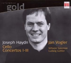 Haydn,J.:Cellokonzerte I-III