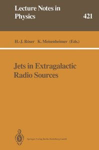 Jets in Extragalactic Radio Sources