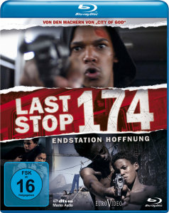 Last Stop 174 (Blu-ray)