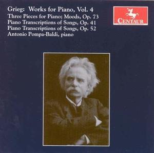 Klavierwerke (Klaviertranskriptionen u.a.) Vol.4