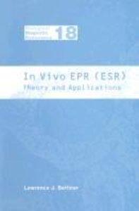 In Vivo EPR (ESR)