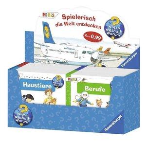 "Verkaufs-Kassette ""Ravensburger Minis 92 - Wieso? Weshalb? Warum"