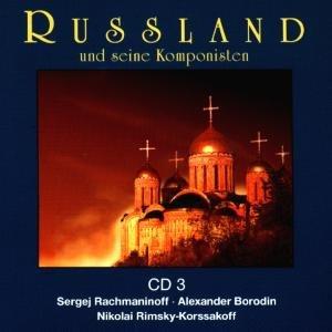 Russland U.S.Komponisten CD 3