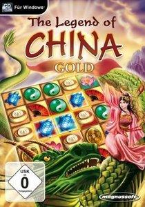 The Legend of China Gold. Für Windows XP/Vista/7/8