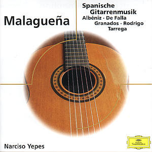 Malaguena-Gitarrenhits