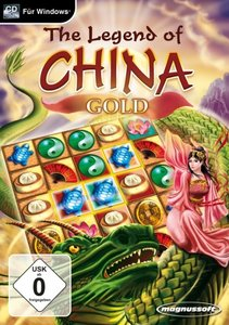 The Legend of China Gold. Für Windows XP/Vista/7/8