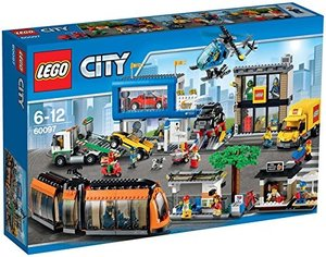 Lego 60097 - City Stadtzentrum