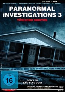 Paranormal Investigations 3 (DVD)