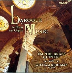 Various:Baroque Music For Brass And Organ