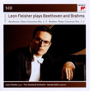 Leon Fleisher plays Beethoven and Brahms Concertos