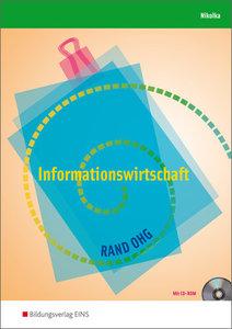 Informationswirtschaft. RAND OHG. Lehr- und Fachbuch. Nordrhein-