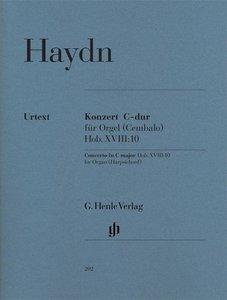 Konzert für Orgel (Cembalo) mit Streichinstrumenten C-dur Hob. X
