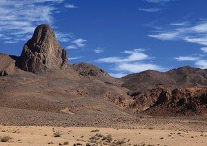 The Algerian Sahara / UK-Version (Poster Book DIN A3 Landscape)