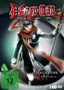 D.Gray-Man - Vol. 4