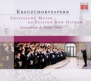 Kreuzchorvespern-Musik Passion Und Ostern