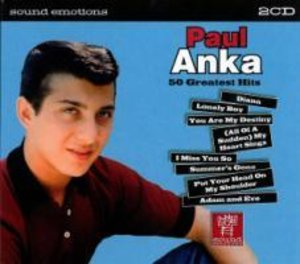 Sound Emotions - Paul Anka