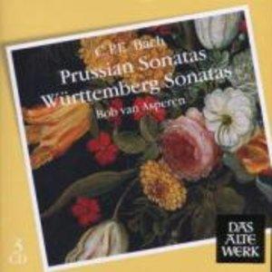 Prussian & Württemberg Sonatas