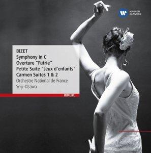 Symphony In C/Carmen-Suite