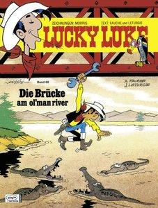 Lucky Luke (Bd. 68). Die Brücke am Ol'Man River