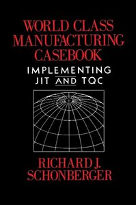 World Class Manufacturing Casebook