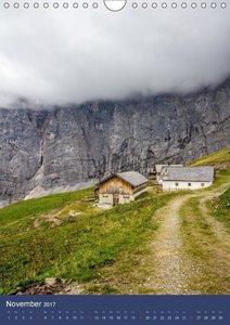 Karwendel - Hinterriss-Eng (Wandkalender 2017 DIN A4 hoch)