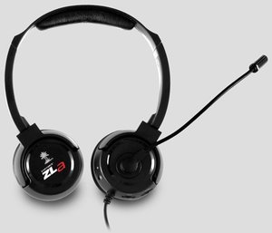 Turtle Beach Ear Force ZLa Gaming-Headset, Stereo Kopfhörer