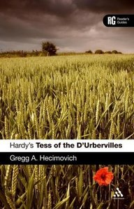 Hardy's Tess of the D'Urbervilles: A Reader's Guide