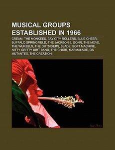 Musical groups established in 1966