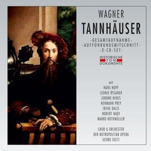 Tannhäuser 3CD Set