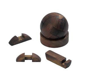 Philos 6037 - Kugel-Puzzle