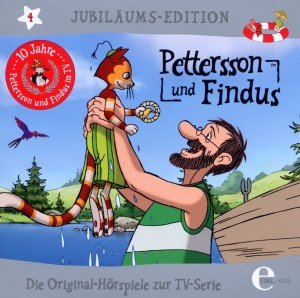 Pettersson & Findus - Jubiläums-Hörspiel 4