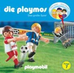 Die Playmos 07. Das große Spiel