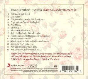Komponist der Romantik