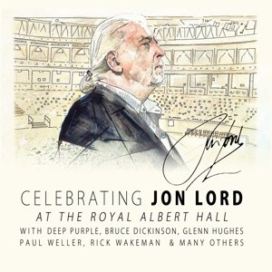 Celebrating Jon Lord (Boxset)