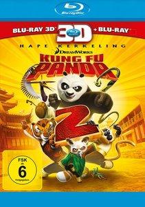 Kung Fu Panda 2 2D & 3D