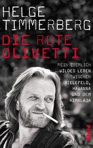 Die rote Olivetti