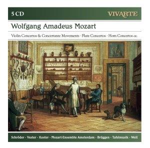 Violinkonzerte/Flötenkonzerte/Hornkonzerte