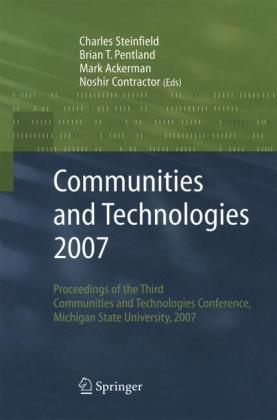 Communities and Technologies 2007 - zum Schließen ins Bild klicken
