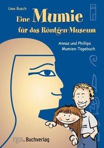 Eine Mumie für das Röntgen-Museum
