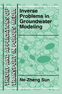 Inverse Problems in Groundwater Modeling