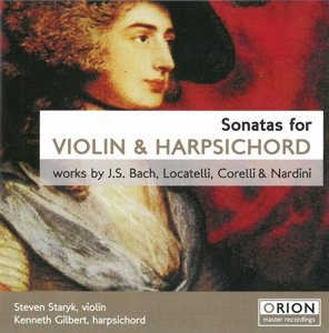Sonatas For Violin+Harpsichord