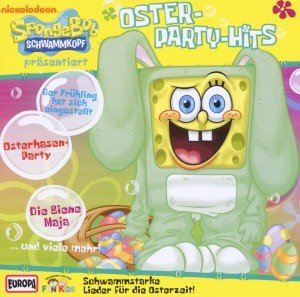 Fun Kids - Sponge Bob präsentiert 6/Oster-Party-Hits/CD