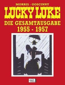 Lucky Luke. Die Gesamtausgabe 01. 1955 - 1957